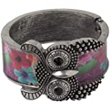 Desigual - Buho-Carry - Bracelet Femme Hibou - Métal -  41G59044066U