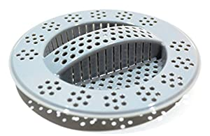 Hydroswift Fast Draining Kitchen Sink Strainer - Replaces Sink Basket, Sink Strainer Basket, Food Cover Mesh. Saves On Waste Management. Protects Garbage Disposal. Block Food Particles & Promote Flow.