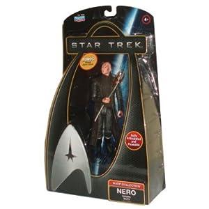 Star Trek Movie 6'' Nero Action Figure