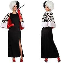 Comprar Disfraz de Mujer Cruella para mujeres