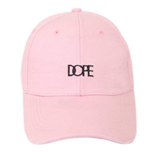 ILU Dope caps pink cotton Baseball Cap,s hip hop Caps men women girls boys blue cap black Cap, Snapback caps snapback hiphop Mesh Trucker Hats cotton caps Cap wool caps Running Walking Sports Athletic Cricket Basketball Workout Cycling Bike Stylish Fashion Flex Fit Free Size Unisex Caps  available at amazon for Rs.499