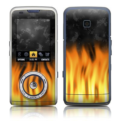 BBQ Design Protective Skin Decal Sticker for Samsung Highnote SPH-M630 Cell Phone