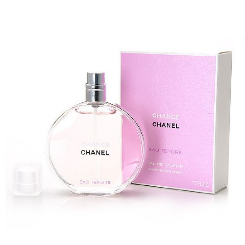 【女神挚爱】Chanel香奈儿邂逅柔情淡香水