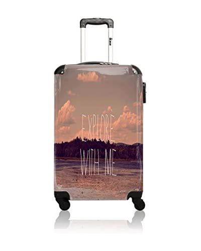 iKase Trolley    55  cm [Multicolore]