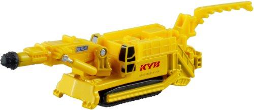 Takara Tomy Tomica #132 Kayaba System Machinery Boomheader RH-10J-SS