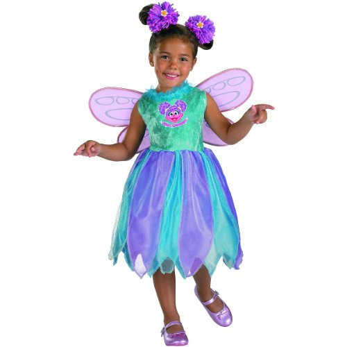 Abby Cadabby Classic Costume - Toddler Large