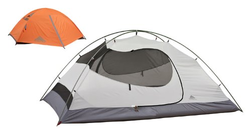 Kelty 3 Person Gunnison Pro 3.1 Tent (Orange/Gray)