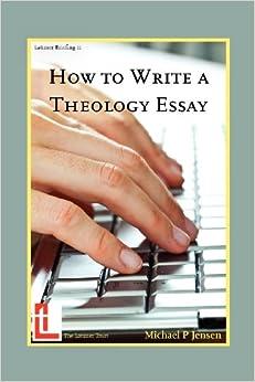 Write my theology paper