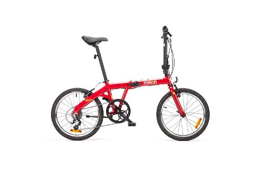 "Find Bargain Melon Bicycles 5005239 Slice 20"" Folding Bicycle"