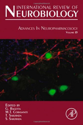 Advances In Neuropharmacology, Volume 85 (International Review Of Neurobiology)