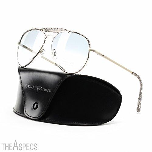Cesare Paciotti Panarea Lux Aviator Sunglasses