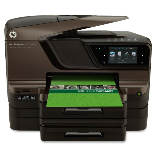 HP Officejet Pro 8600 Premium e-All-in-One Wireless Color Printer with Scanner, Copier & Fax