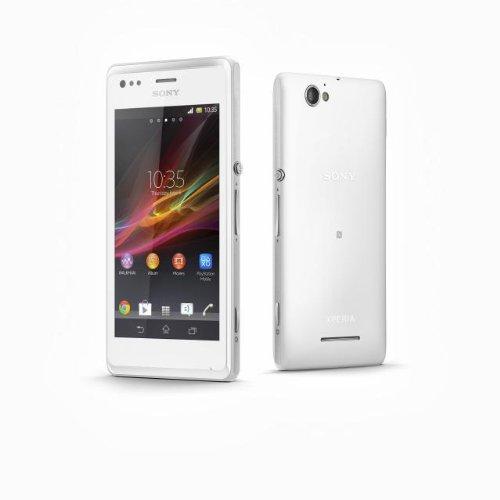 SONY Sony Xperia M C1905 [White,海外版 SIMフリー]