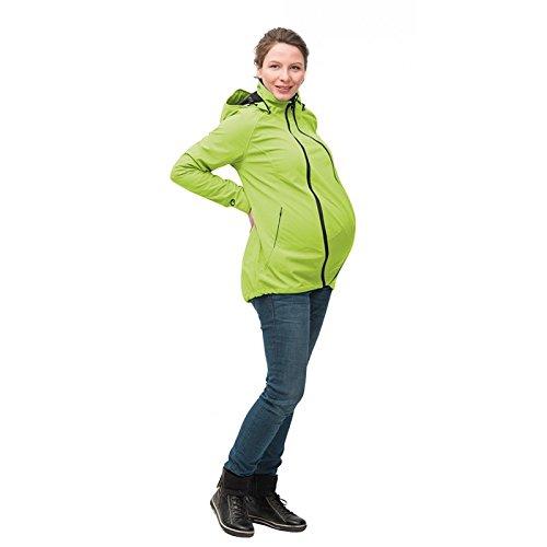 Mamalila Softshell Jacke grün Gr. jetzt kaufen