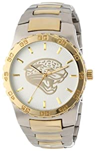 Game Time Mens NFL-EXE-JAC Jacksonville Jaguars Watch by Game Time