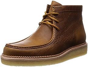 [クラークス] CLARKS ベッカリーハイク 26110048 Bronze/Brown Leather(ブロンズ/ブラウンレザー/080)