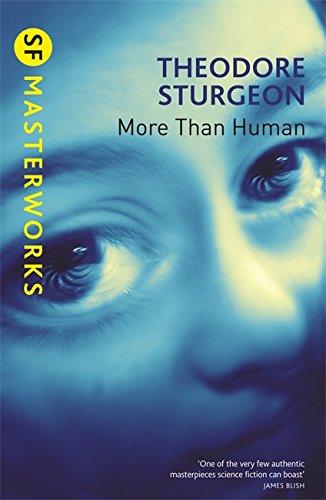 More Than Human (S.F. MASTERWORKS)