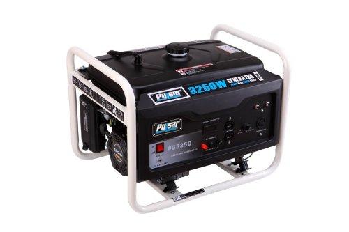 Pulsar PG3250 Gas Generator, 3250-watt