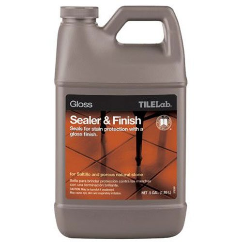 CUSTOM BLDG PRODUCTS TLGLSSHG 1/2-Gallon Gloss Seal/Finish (Custom Building Products Sealer compare prices)