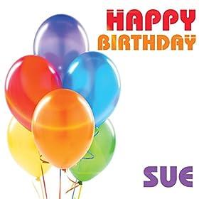 Happy Birthday Sue (Single)