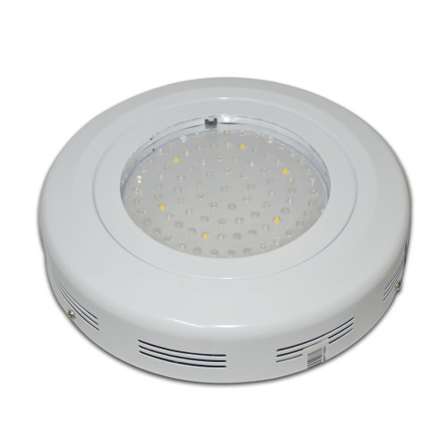 Queenshinyled 2013 New Bestseller 270W Led Grow Light Lamp Indoor Ufo Hydroponic System 10 Band Spectrums & Ir