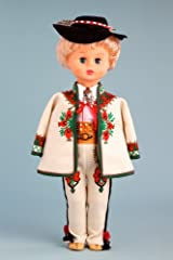Highlander Boy (Goral) - 18 Inch Collectible Regional Doll