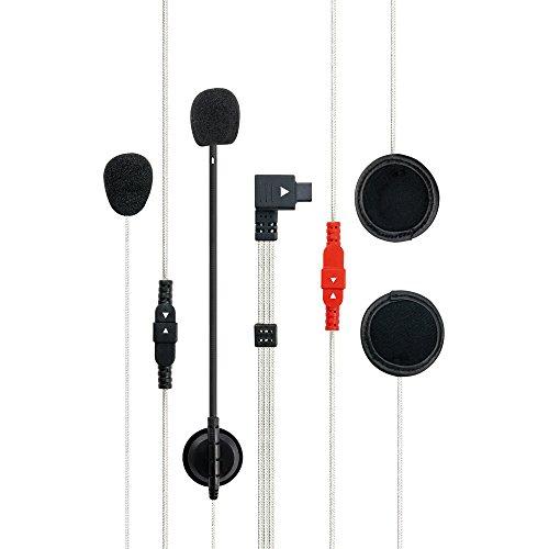 Midland BT NEXT/X2/X1 Audio Kit, Nero