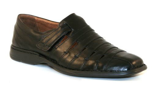 Josef Seibel Roma 33200 Mens Loafers Leather, black2, Size 0