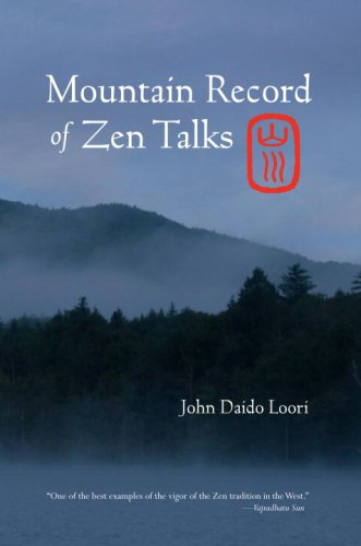 Mountain Record of Zen Talks (Dharma Communications)