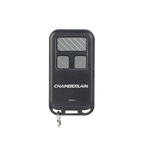 Chamberlain/LiftMaster/Craftsman 956EV Garage Door Opener Keychain Remote, Black (Remote Garage compare prices)