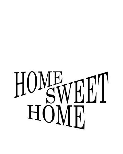 LINEA ARTISTICA Vinilo Decorativo Home Sweet Home