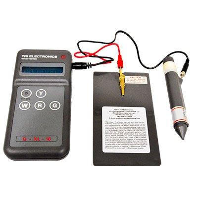 Tri Electronics Gxl-18L Professional Gold Platinum Tester (6K - 18K)