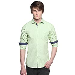 Hueman Men's Cotton Shirt-Small
