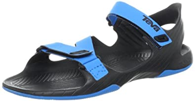 Teva Men's Barracuda Sandal,Blue,8 M US