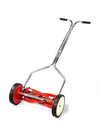 Great States 304-14 14-Inch Economy Push Reel Lawn Mower