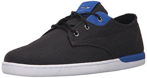 Creative Recreation Men's Vito Lo Fashion Sneaker, Charcoal Blue, 11 M US