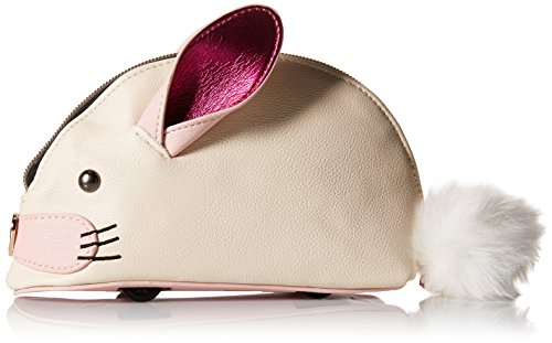 Betsey Johnson Cray Creatures Bunny Wristlet