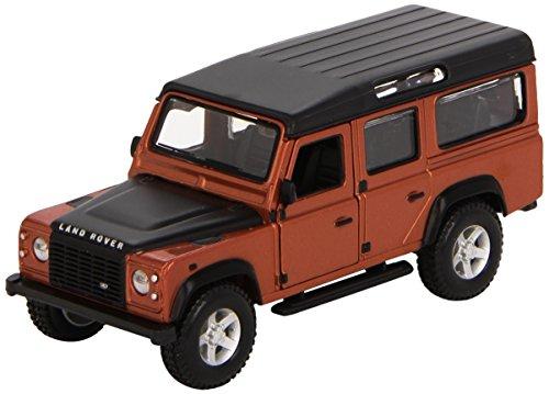 Bburago-43029-Land-Rover-Defender-110-2009-132-farblich-sortiert