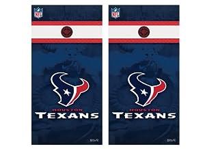 NFL Houston Texans Cornhole Shield by Wild Sports