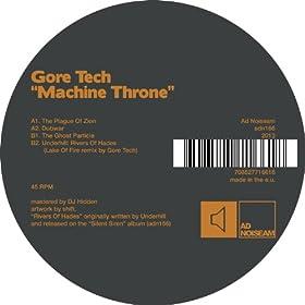 Machine Throne - EP