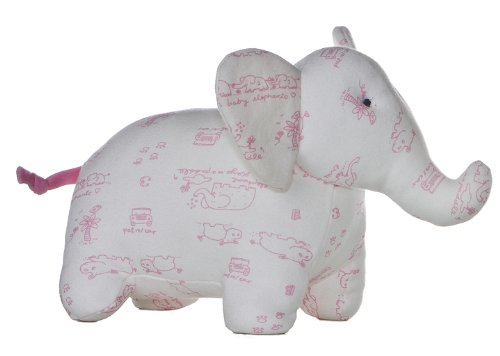 Aurora Plush Baby 10 inches  Elephant Girl Jungle Babies
