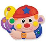 Megcos Musical Smart Kid Educational Fun Toy! -Affordable Gift for your Little One! Item #LMID-1239