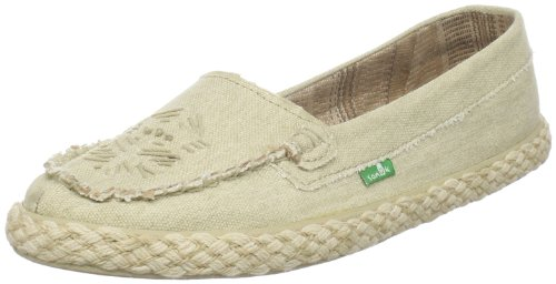 Sanuk Women's Espathrill Slip-On,Sand,9 M US