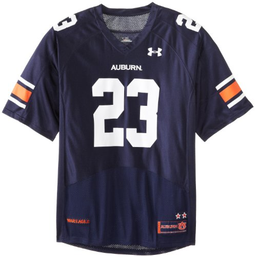 NCAA Men's Auburn Tigers #23 College Replica Football Jerseys (Blue, Large) at Amazon.com