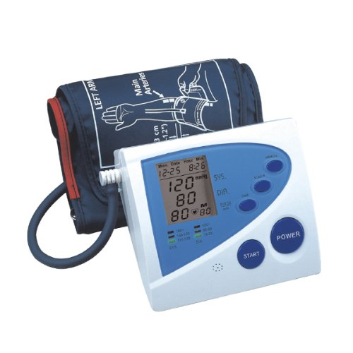 Cheap SFO Talking Health Life Automatic Blood Pressure Monitor, Free Software (SFO-TMP2000)