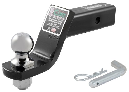 Cheap CURT Manufacturing 45055 Class III 2 Loaded Ball Mount with 1-7/8 Ball
