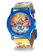 Round Face Skylanders Watch