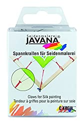 Javana Stretching Pins for Silk, 24 pieces