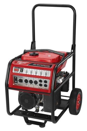 Milwaukee 4950-20 5000 Watt Vanguard 9 Hp 270Cc Portable Generator
