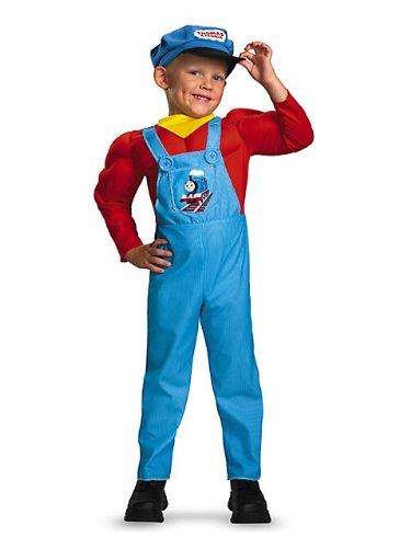 Thomas The Tank Engine Classic Muscle Costume